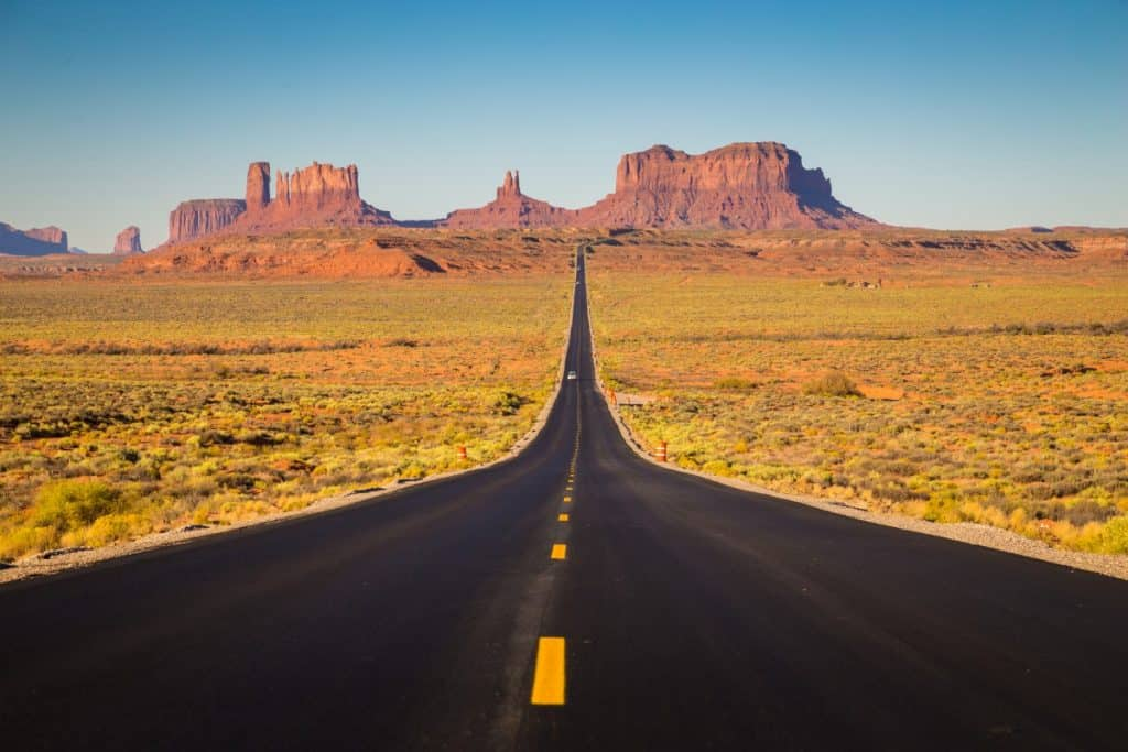 The best kind of road is the kind that never ends.