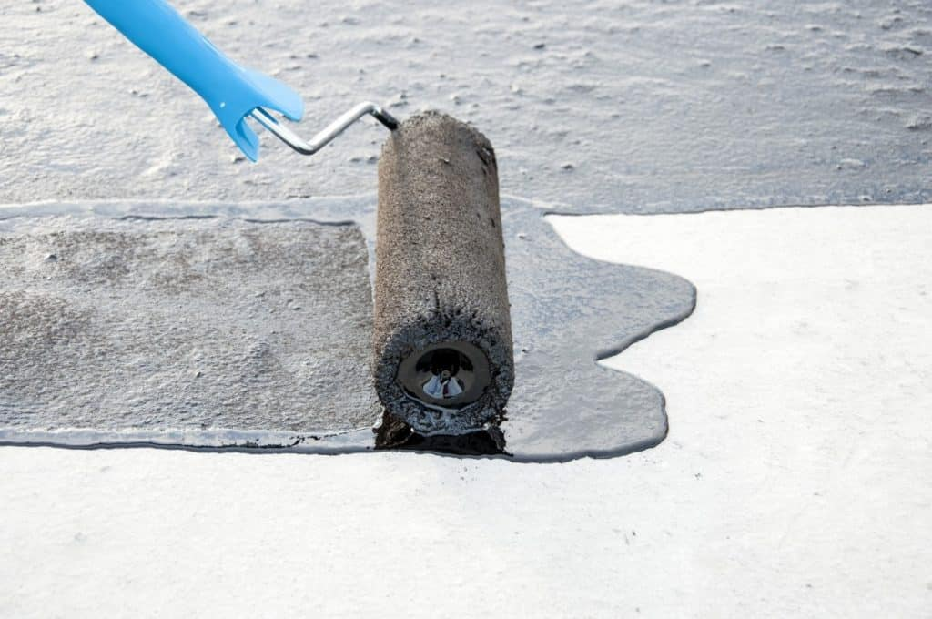 Stain for concrete