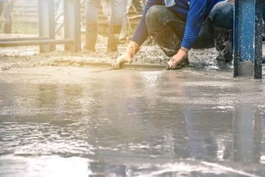 Why Does Concrete Absorb Water?
