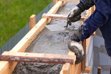 Laying Out Concrete Forms: 10 steps for doing it right