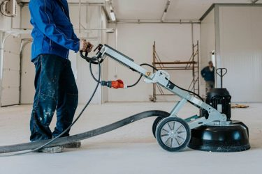 How to Polish Concrete in 7 Easy Steps