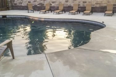 The Homeowner's Guide to Repairing Concrete Pool Decking
