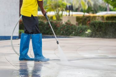 How to Clean Absolutely Any Stain Off Concrete