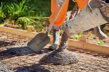 What Concrete Mix to Use for a Patio