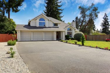 How To Clean a Concrete Driveway Without a Pressure Washer