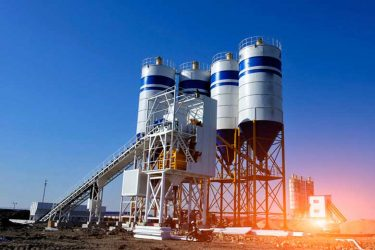 Here's How a Concrete Batch Plant Works