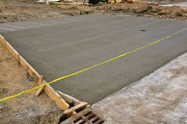 How Much Does Concrete Shrink When It Cures?