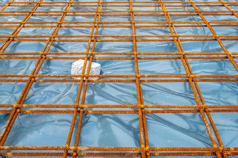 Rebar for reinforced concrete