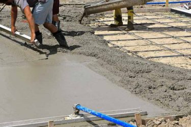 How To Pour a Concrete Slab: The Ultimate DIY Guide