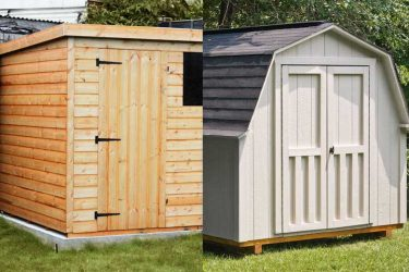 Wood vs. Concrete Shed Foundation: Which Is Better?